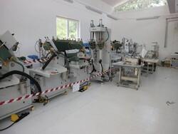 Macpi Ironing machines - Lote 2 (Subasta 5535)