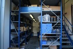 Modular iron shelving - Lot 2 (Auction 5536)