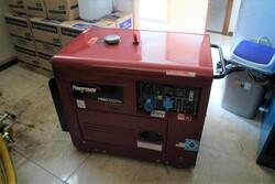 Powermate generator set - Lot 7 (Auction 5536)