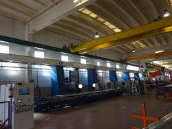 Overhead crane runways - Lot 8 (Auction 5536)
