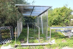 Material for canopies and external accessories for supermarkets - Auction 5537
