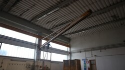 Meloni and Demag cranes - Lot 1 (Auction 5538)