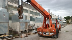 Self propelled crane Li pa - Lot 10 (Auction 5538)