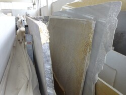Slate and cream valencia slabs - Lot 328 (Auction 5538)