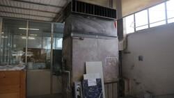Lucarelli hot air generator - Lot 4 (Auction 5538)
