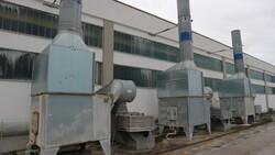 Idrofiltri Centro Ventilazione
