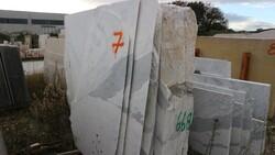 Bianco statuario extra marble slabs - Lote 581 (Subasta 5538)