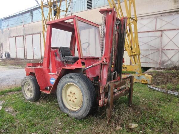 1#5539 Compressore Balma e idropulitrice Lavor in vendita - foto 1