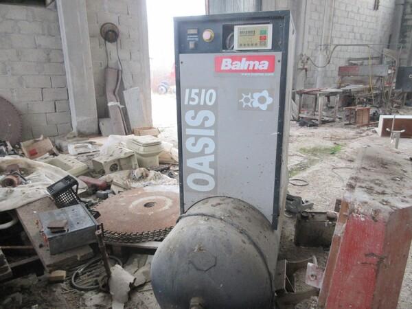 1#5539 Compressore Balma e idropulitrice Lavor in vendita - foto 3