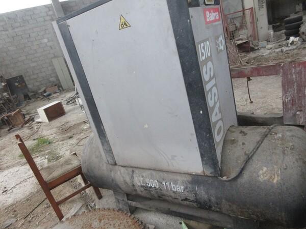 1#5539 Compressore Balma e idropulitrice Lavor in vendita - foto 5