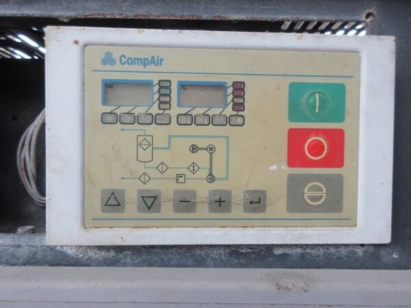 1#5539 Compressore Balma e idropulitrice Lavor in vendita - foto 6