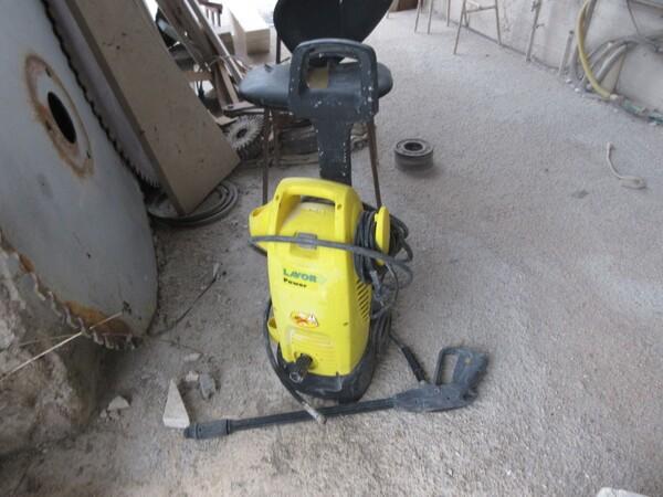 1#5539 Compressore Balma e idropulitrice Lavor in vendita - foto 14