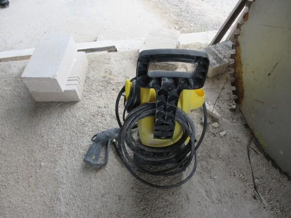 1#5539 Compressore Balma e idropulitrice Lavor in vendita - foto 16