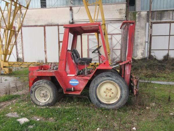 1#5539 Compressore Balma e idropulitrice Lavor in vendita - foto 17