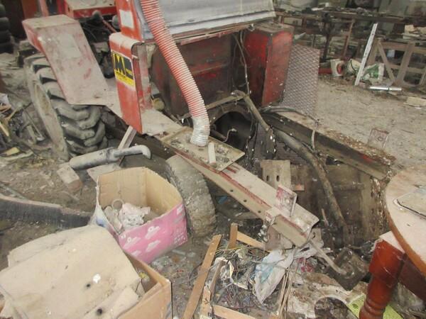 1#5539 Compressore Balma e idropulitrice Lavor in vendita - foto 20