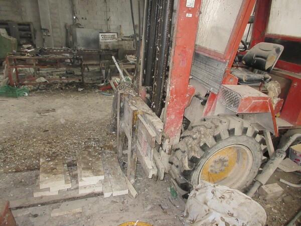 1#5539 Compressore Balma e idropulitrice Lavor in vendita - foto 22