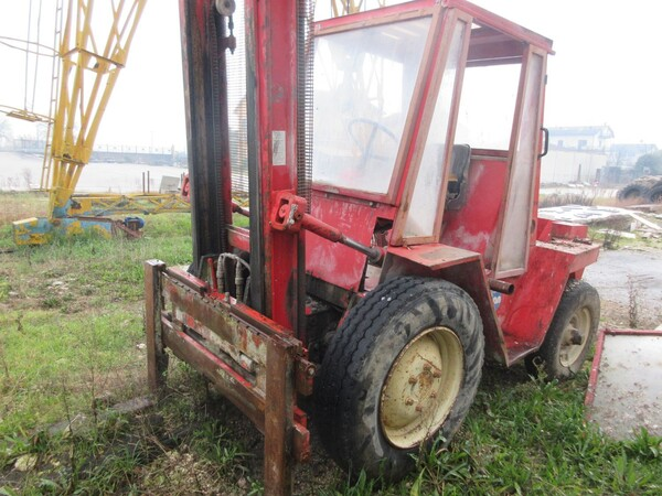 1#5539 Compressore Balma e idropulitrice Lavor in vendita - foto 26
