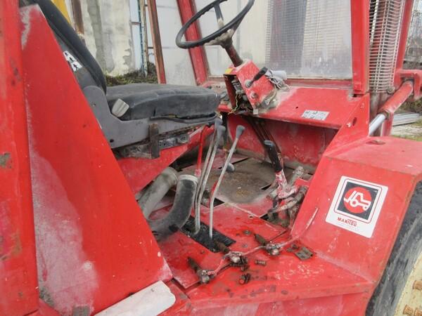 1#5539 Compressore Balma e idropulitrice Lavor in vendita - foto 31
