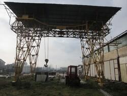 OSME gantry crane - Lote 3 (Subasta 5539)