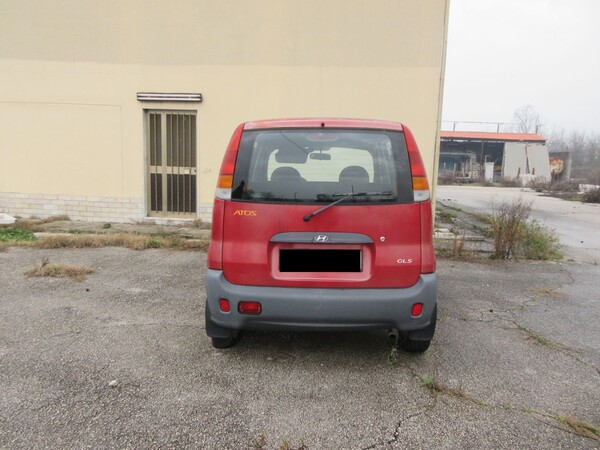 9#5539 Automobile Hyundai Atos in vendita - foto 5