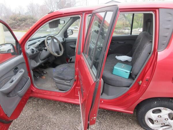 9#5539 Automobile Hyundai Atos in vendita - foto 14