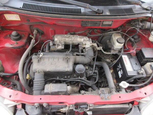 9#5539 Automobile Hyundai Atos in vendita - foto 15