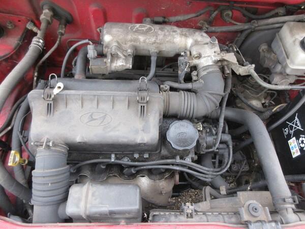 9#5539 Automobile Hyundai Atos in vendita - foto 16