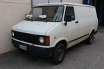 Furgoncino Ford - Lotto 1 (Asta 5541)