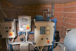 Fire fighting system pump - Lot 10 (Auction 5547)