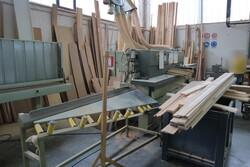 Method K machinery and Masterwood bedaner - Lot 7 (Auction 5547)