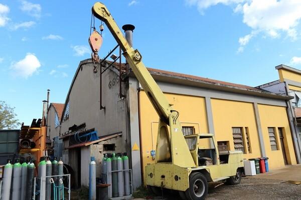1#5549 Cessione compendio di azienda dedita alla costruzione e applicazione termomeccanica in vendita - foto 1