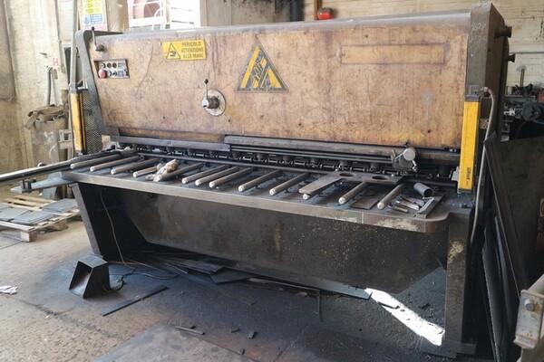 1#5549 Cessione compendio di azienda dedita alla costruzione e applicazione termomeccanica in vendita - foto 6