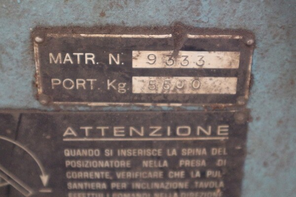 1#5549 Cessione compendio di azienda dedita alla costruzione e applicazione termomeccanica in vendita - foto 21