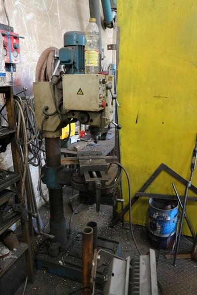 1#5549 Cessione compendio di azienda dedita alla costruzione e applicazione termomeccanica in vendita - foto 30