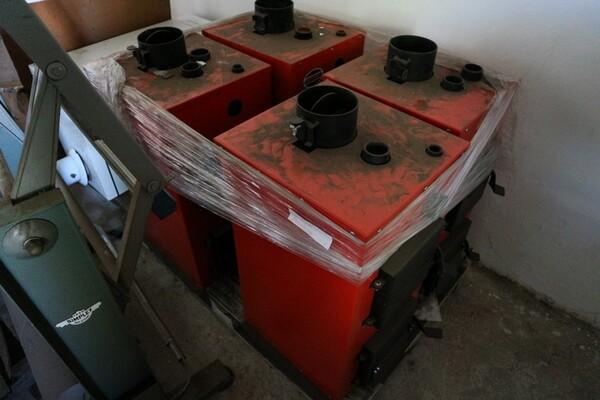 2#5551 Caldaie Sceat e attrezzatura officina in vendita - foto 21