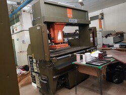 Shoe manufacturing machinery - Lot 1 (Auction 5557)