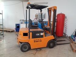 Still R60 15 battery powered forklift - Lote 2 (Subasta 5557)