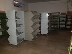 Metal shelving and shoe racks - Lot 4 (Auction 5557)