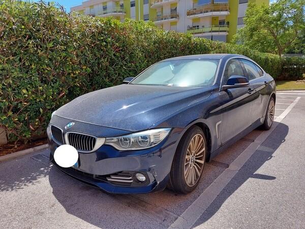 2#5558 Autovettura BMW serie 4