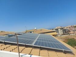 Yingli Solar solar panels - Lot 4 (Auction 5558)