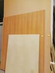 Stock di tavole e pannelli in legno - Lotto 7 (Asta 5559)