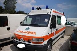 Renault Master ambulance and Fiat Doblo  van - Lot 0 (Auction 5560)