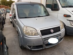 Furgone Fiat Doblo' - Lotto 1 (Asta 5560)
