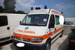 Ambulanza Renalut Master - Lotto 2 (Asta 5560)