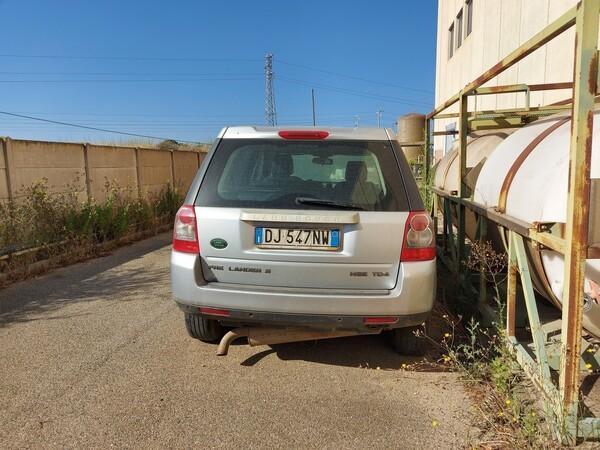 18#5562 Autovettura Land Rover