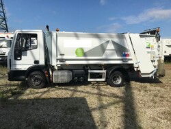 Iveco Eurocargo ML120EL22P Autocompactor - Lot 1 (Auction 5563)