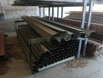 Rain gutters and accessories - Lot 10 (Auction 5568)