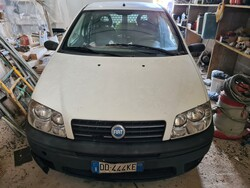 Fiat Punto truck - Auction 5570