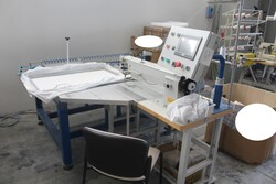 Durkopp Adler electronic pantograph - Lot 14 (Auction 5571)