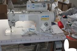 Juki flat machine and Rimoldi riveting machine - Lote 16 (Subasta 5571)
